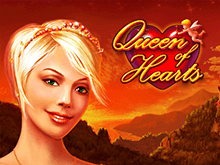 Онлайн в Вулкан VIP Queen Of Hearts