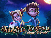 Аппарат Fairytale Legends: Hansel and Gretel в клубе Вулкан VIP